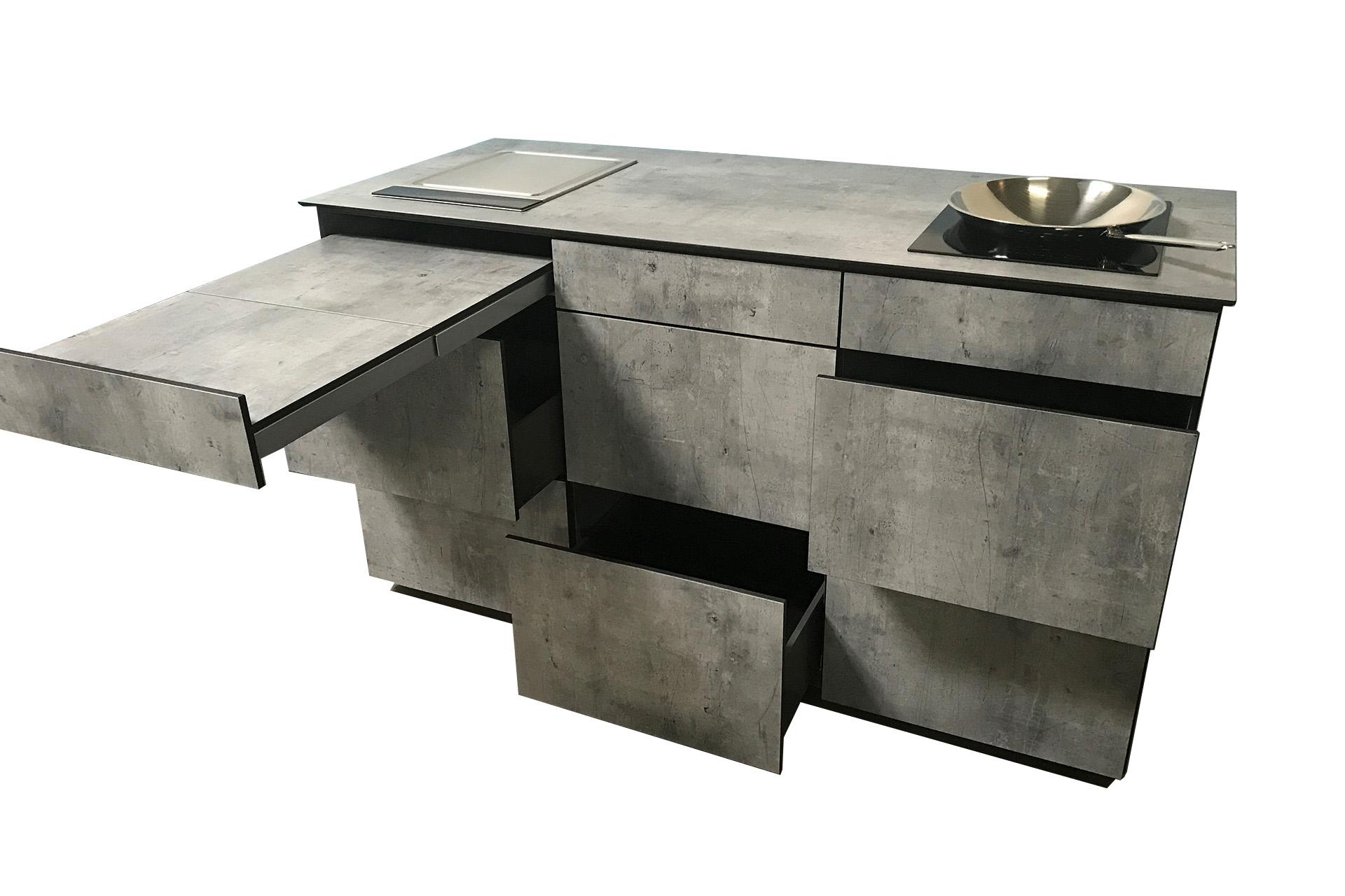 Outdoorküche Gartenküche Außenküche Ausstellungsmodell