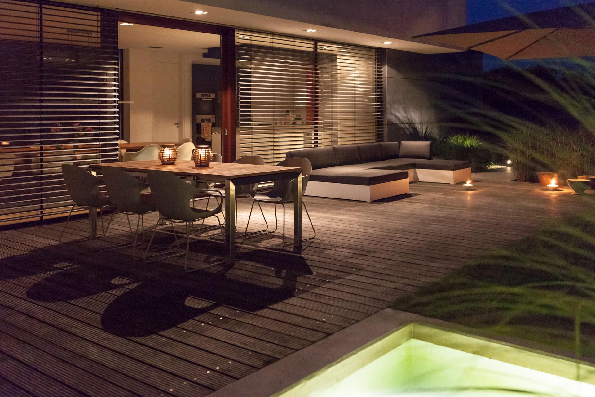 Lounge Daybed Kombination selbst zusammenstellen