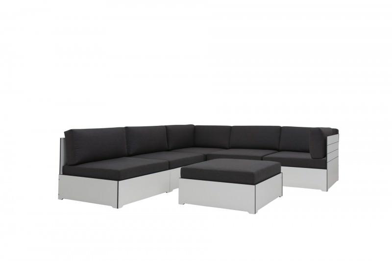 lounge und daybed m bel f r den garten village garden. Black Bedroom Furniture Sets. Home Design Ideas