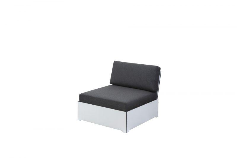 Lounge Daybed selbst zusammenstellen